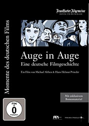 Film Cover Auge in Auge