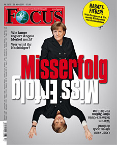 Cover Focus Magazin