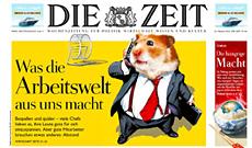 Cover Die Zeit